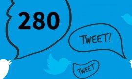Es oficial, ya puedes escribir hasta 280 caracteres en Twitter