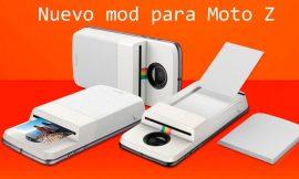 Polaroid Insta Share printer: Nueva mini impresora portátil para smartphones