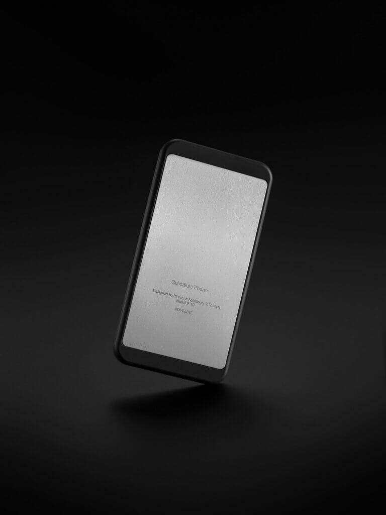 telefono sustituto - pantalla