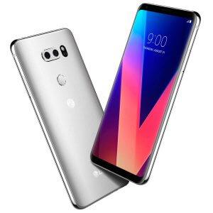LG V30 - Color plata