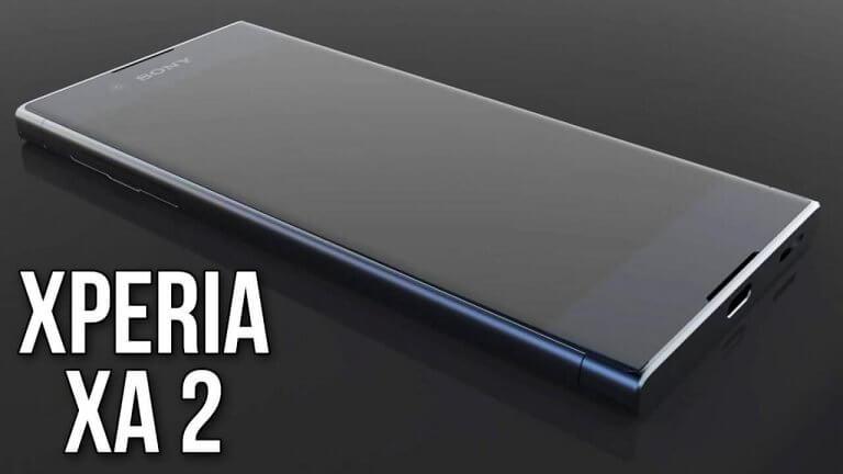 El misterioso modelo H4233 de 6 pulgadas de Sony es el Xperia XA2 Ultra