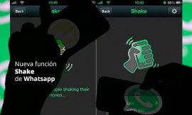 Función Shake de Whatsapp! ¿sabes para que es?