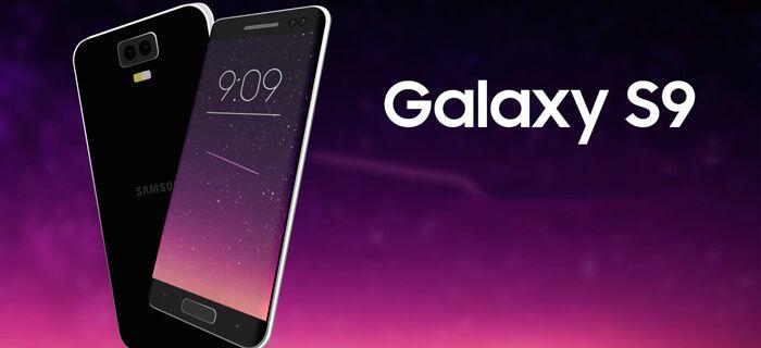 Samsung galaxy s9 - banner