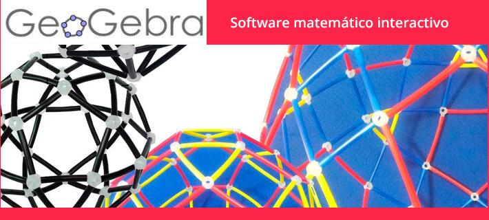 GeoGebra: Software Libre para dibujar construcciones geométricas