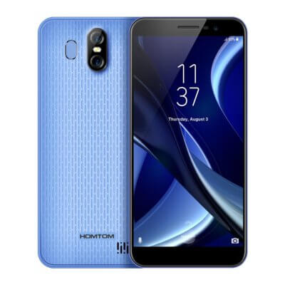 homtom s16 - color azul