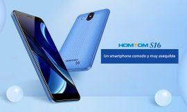 Review del Homtom S16 – Ecónomico, pontente y con pantalla completa