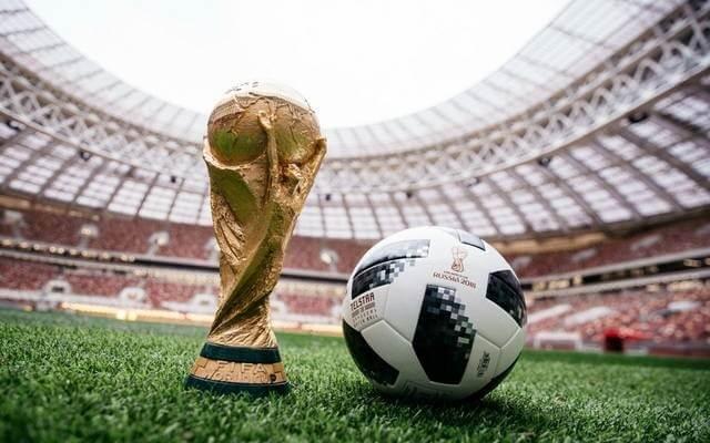 Copa del mundo - trofeo