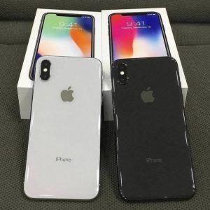 iphone x en cajas