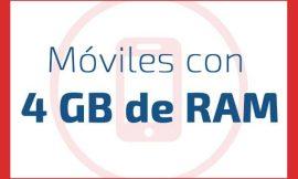 Moviles 4GB RAM – Los 30 mejores móviles libres con 4 GB de RAM