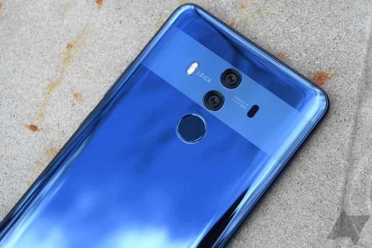 Android 9 Pie finalmente llega para el Huawei Mate 10 Pro de Estados Unidos