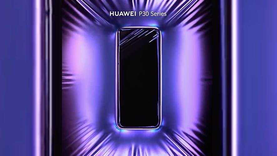 Echa un vistazo a este teaser oficial de Huawei P30!
