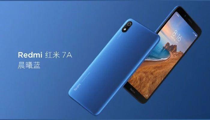 Redmi 7A Azul