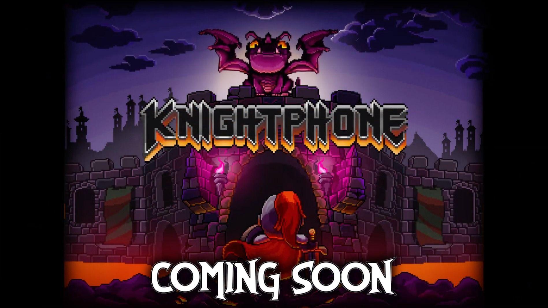 """""""Knightphone"""" es un juego de construcción de niveles que está buscando quien lo pruebe"""