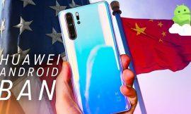 Ban de Android a Huawei: Mate 30 sin Google? ¿Tu teléfono recibirá actualizaciones?