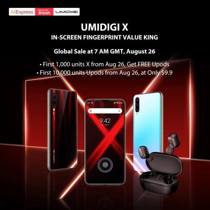UMIDIGI Z5 Pro: Demostrando las capacidades del sensor Samsung GW1 64MP!