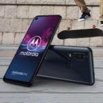 Motorola One Action oficialmente empaquetando una pantalla de 21:9, cámara de ángulo ultra ancho, clasificación IPX2 y más!