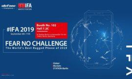VENGA A CONOCER EL NUEVO ULEFONE EN IFA 2019 BERLÍN