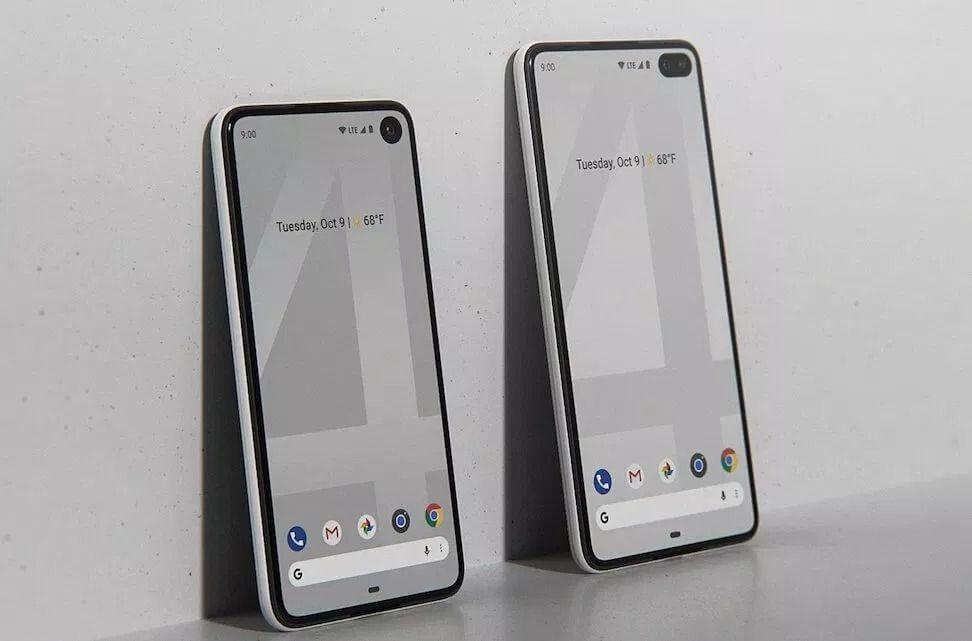 Los modelos de Google Pixel 4 se lanzarán el 15 de octubre, se confirman las especificaciones de Pixel 4 XL