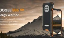 DOOGEE S86 Pro actualiza el S86 con una función de medición de temperatura