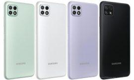 Samsung Galaxy F42 5G parece ser un Galaxy A22 5G renombrado