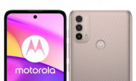 Motorola Moto E40 aparece en el sitio web del minorista con especificaciones, precio e imágenes
